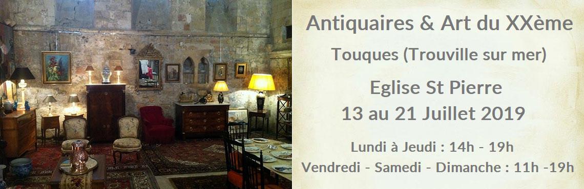 Salon Antiquaires & Art du XXème Touques (Deauville)