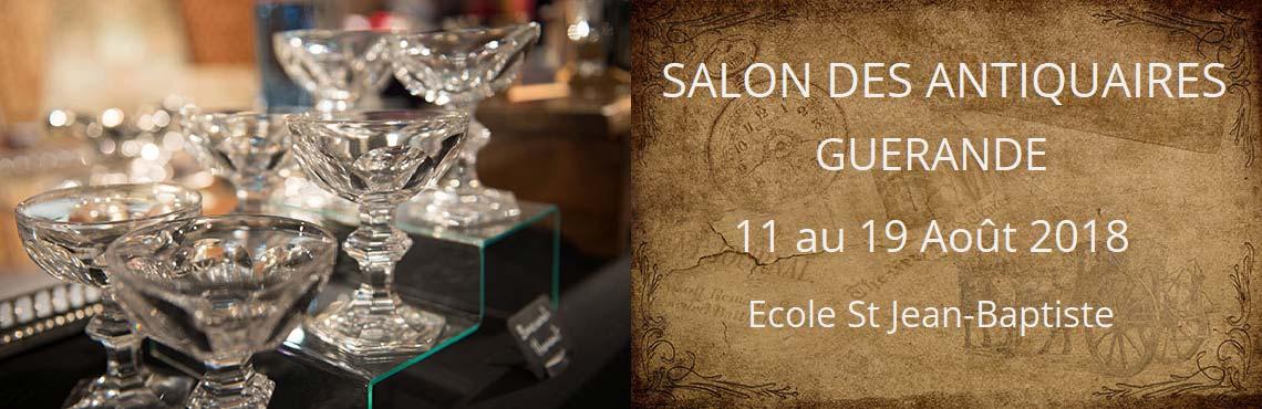 Salon des Antiquaires Guérande (La Baule) 2018